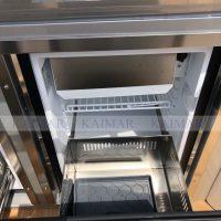strider 11 frigo aperto